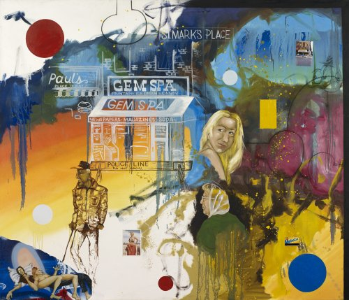 Maquis Art Hall Of Fame Le Mus 233 E Du Graffiti